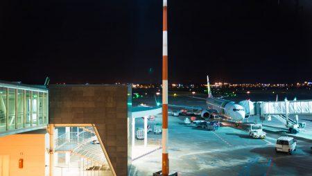 Vliegveld Sicilië, Italie